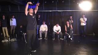 Ricky  &Funky P vs ORCA (ジャックジャック & 楓) – Black Jam vol.26 FINAL BATTLE