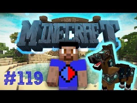 Minecraft SMP HOW TO MINECRAFT #119 'AMAZING HORSE!' with Vikkstar