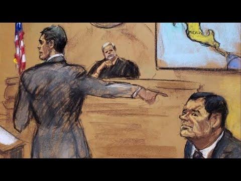 El Chapo trial: Fiery opening statements in case of alleged drug lord Joaquin Guzman