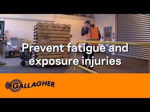 Fatigue and exposure solutions - Risk management