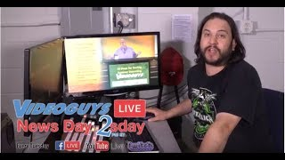 Download Video Best of Videoguys NewsDay 2sDay Live Webinar MP3 3GP MP4