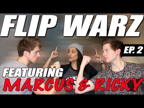 Flip Warz Ep 2: Marcus Butler vs Ricky Dillon