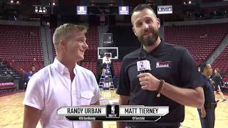 Matt Tierney and Randy Urban have the latest from NBA Summer League as the Raptors fall 78-75 in overtime to the Cleveland Cavaliers thus ending their play in the 2017 Summer League.