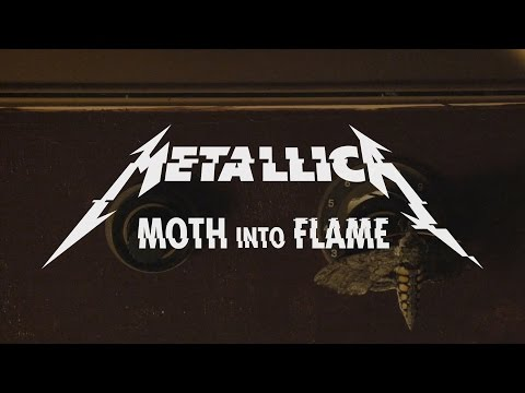 Metallica: Moth Into Flame (Official Music Video) online metal music video by METALLICA