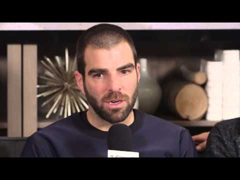 Zachary Quinto Says 'We Can All Benefit' From 'I Am Michael'