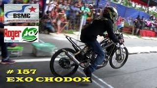 Video Exo Chodox NGAMUK , Lintasan 201M DIHAJAR 6 ,9 Detik   Waow Mantaap ; Magelang Drag Bike BSMC 2016 MP3, 3GP, MP4, WEBM, AVI, FLV Oktober 2017