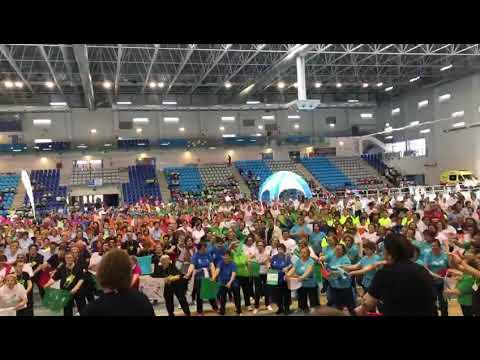 XIX Encuentro de Mayores en el Deporte