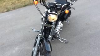 1. 2005 Harley Davidson 1200 Sportster Roadster
