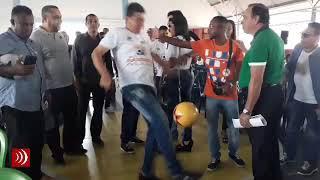 Lançamento da Copa da Mandioca 2018