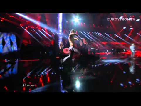 Ireland - Powered by http://www.eurovision.tv Ireland: Ryan Dolan - Only Love Survives live at the Eurovision Song Contest 2013 Grand Final.