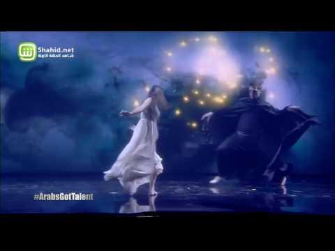 Freelusion يقدم صراع الخير والشر داخل الواقع المعزز في ختام Arabs Got Talent