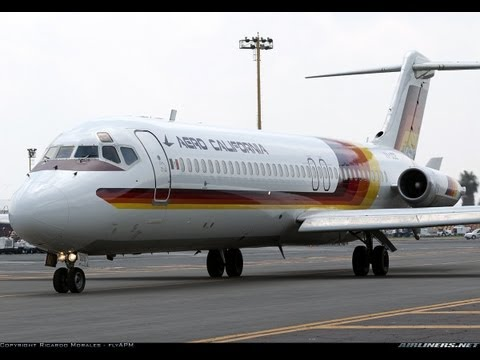 dc9 - Nearly 17 minutes of classic Douglas action! Footage shot at BUR, LAX, LGB & PAE. Tapes range a decade, from 1989 to 1999. Video thumbnail photo courtesy of ...