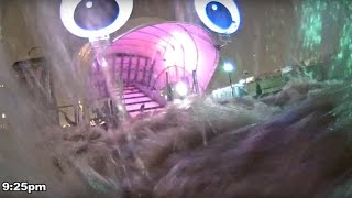 Baltimore's Mr. Trash Wheel Nearly Drowns in Flash Flood
