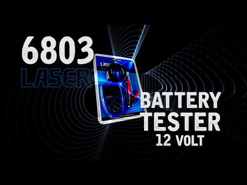Battery Tester 12 Volt