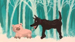 01 阿美族動畫 被咬傷的豬