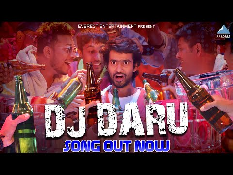 DJ DARU (DJ DHINGANA) Official Song - Marathi Songs DJ   Prathamesh Parab   Keval, Elvis & Dharmesh