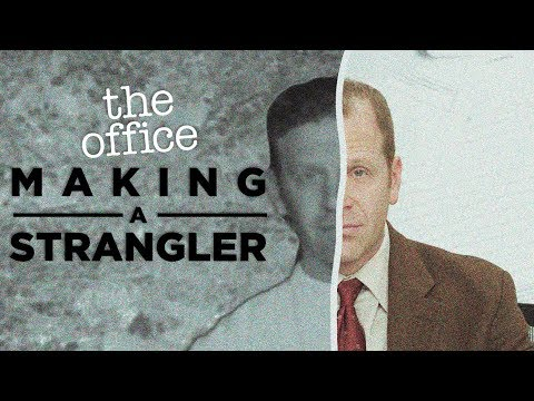 Today the official 'The Office' Youtube channel uploaded this video, possibly confirming the fan theory that Toby is the Scranton strangler.