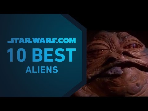 Best Star Wars Aliens – The StarWars.com 10