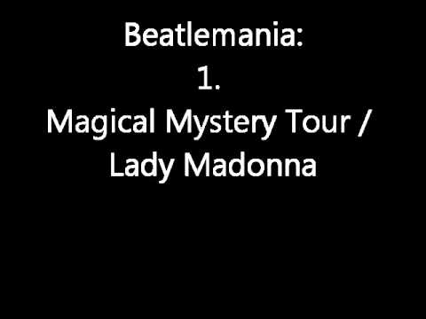 Beatlemania: 1. Magical Mystery Tour / Lady Madonna