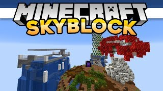 SkyBlock 09 | LOST IT ALL! • | Minecraft
