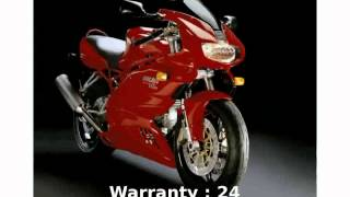 10. 2005 Ducati Supersport 800 Features, Walkaround