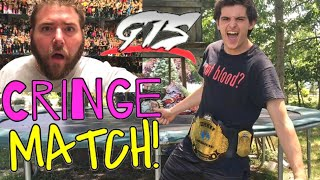 Watch the GTS PPV HERE: https://www.youtube.com/watch?v=P6yAgEqlPtQJimmy wrestles a giant disney stuffed clown on his bed and the trampoline defending his newly one GTS CHAMPIONSHIP!