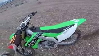 4. BRAND NEW 2019 Kawasaki KX450 First Ride!