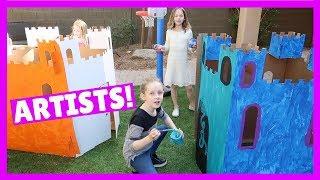 Video Fun Artwork Play in the Backyard MP3, 3GP, MP4, WEBM, AVI, FLV Juni 2018