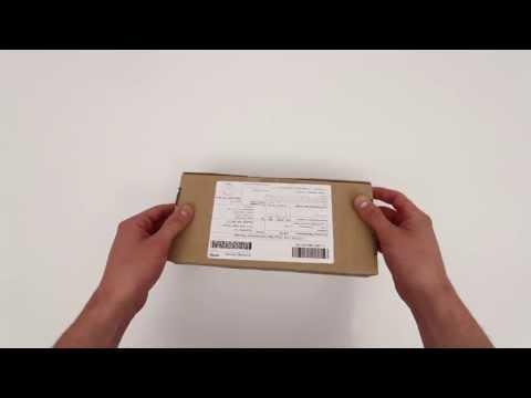 Touchfire iPad Keyboard Unboxing