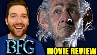 The BFG - Movie Review by Chris Stuckmann