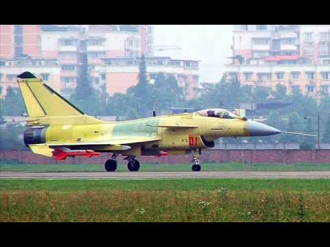 Chinese Fighter Aircraft  : Chengdu...