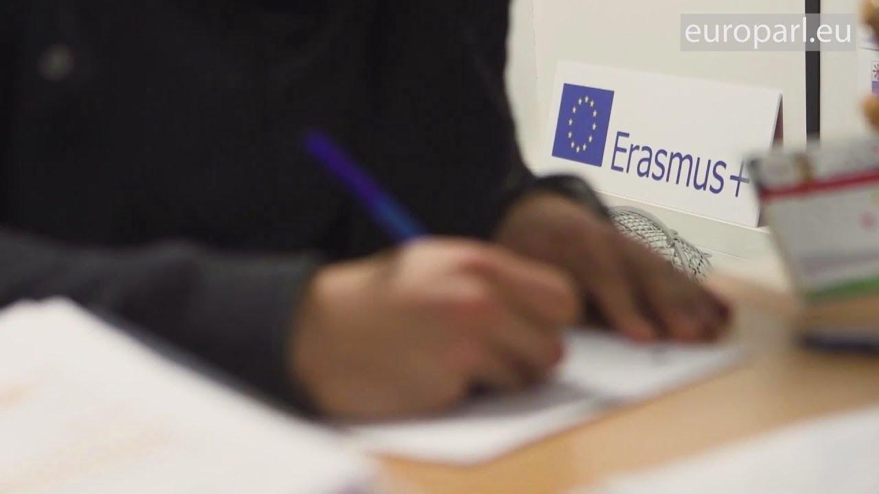 Αυξημένος ο νέος προϋπολογισμός για το Erasmus+