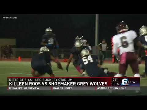 Killeen, Shoemaker clash at Leo Buckley