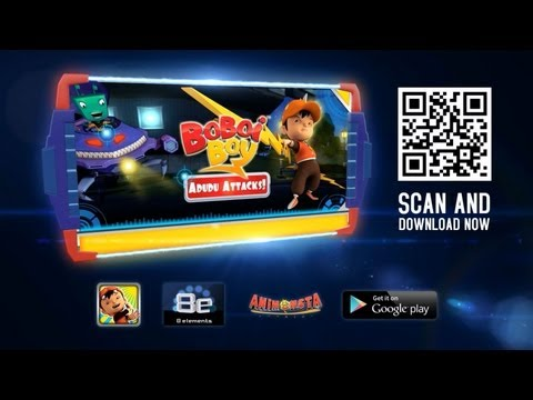 Video of BoBoiBoy: Adudu Attacks! Free
