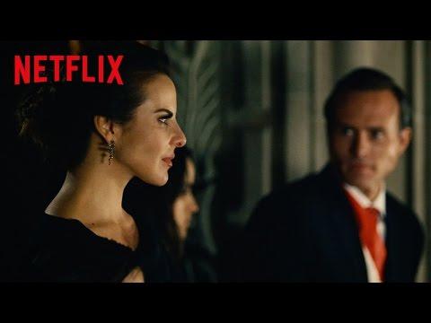 Netflix lanzó su nueva serie 'Ingobernable' con Kate del Castillo