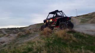8. 2017 RZR XP 1000 Jumps!!