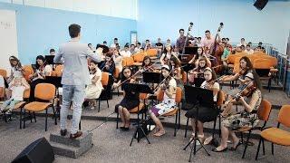 Orchestra – Dumnezeu e taria mea