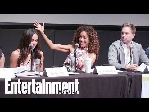 'Suits' Cast Celebrates 100 Episodes With A Reading Of The Pilot Episode | Entertainment Weekly