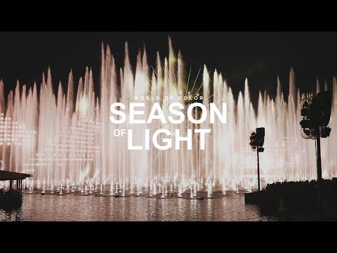 World of Color - Season of Light 2019