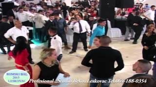 Romski Bal 2015 Fk Veternica 1926 Leskovac Clip5 Studio Beko Leskovac Latino Bend