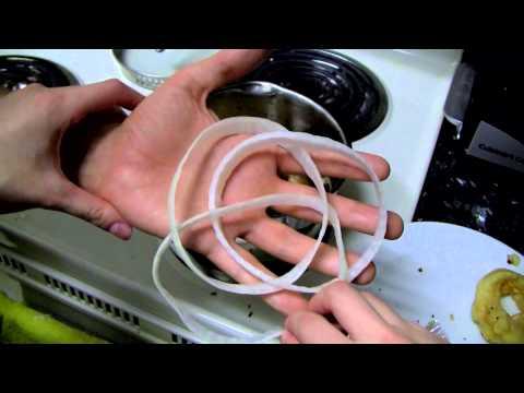 Borromean Onion Rings