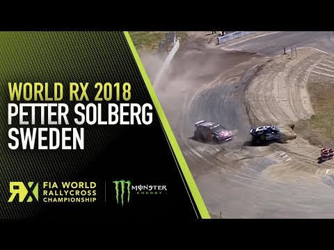 Petter Solberg's Joker Lap Problem | World Rallycross of Sweden