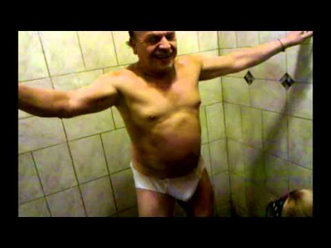 blojow - Eugene, star of NEW TV SHOW OLD MAN GONE WILD gets a blowjob at a Spa in Brooklyn....... This is real...