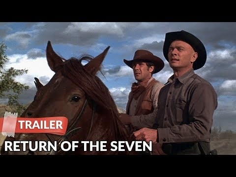 Return of the Seven 1967 Trailer HD | Yul Brynner | Robert Fuller