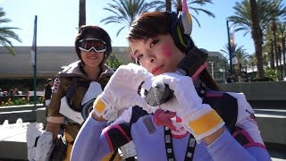 34 Awesome Overwatch Cosplayers at Blizzcon 2016 - IGN Access
