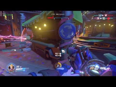 Overwatch 2016 08 29 22 49 15 249 (видео)