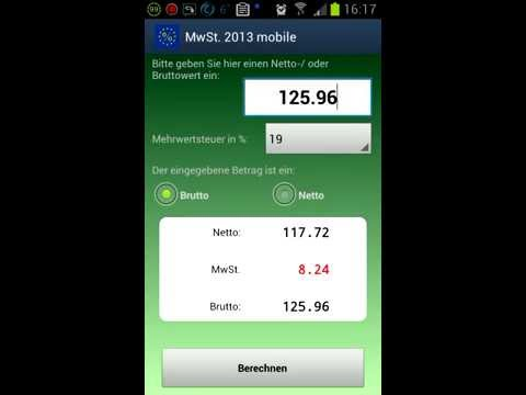Video of MwSt. 2013 mobile