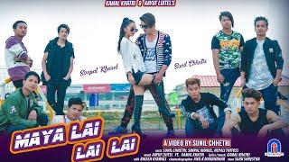 Maya Lai Lai Lai   Kamal Khatri   Aayuf Luitel   Official Music Video   Nepali Song 2018/2075