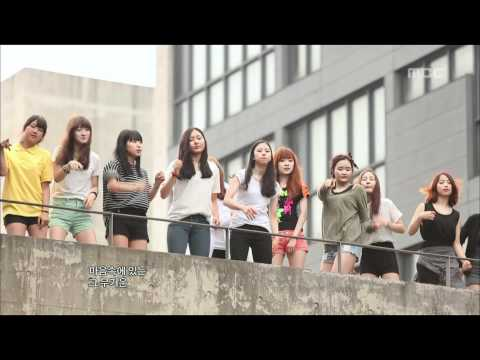 Wonder Girls – Like this, 원더걸스 – 라이크 디스, Music Core 20120609