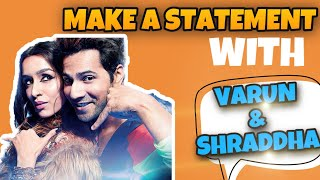Video Varun Dhawan & Shraddha Kapoor play 'WHO's MOST LIKELY TO?'   Street Dancer 3D   RJ Sangy download in MP3, 3GP, MP4, WEBM, AVI, FLV January 2017